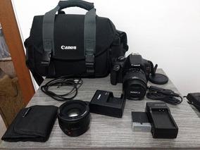 Câmera Canon T6 E Acessórios