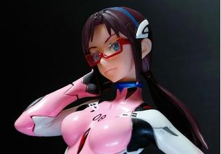 Figura Mari Ilustrious Plugsuit D Evangelion Original