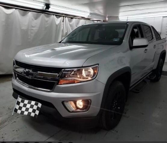 Chevrolet Colorado 2.8 / 18000km / Gris /placa Par