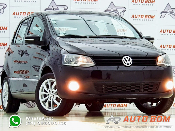 Volkswagen Fox Prime 1.6 8v Flex Gii Completo! C/ Volant...