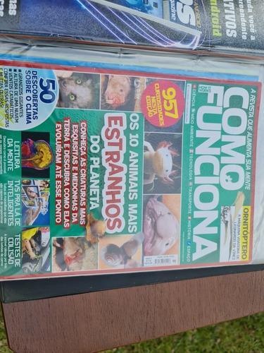 Coleção Da Revista Como Funciona , 1 Ao 20 .