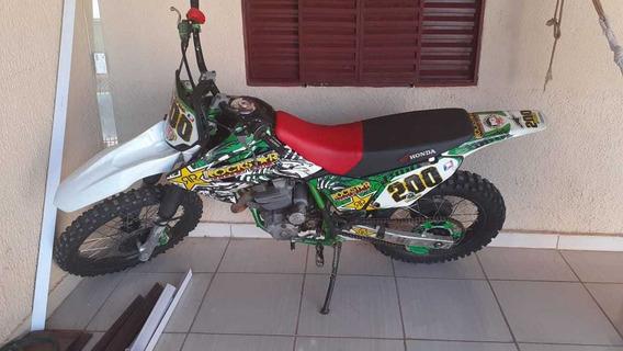 Moto De Trilha - Honda Tornado