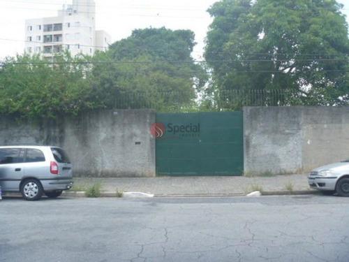 Área Residencial À Venda, Vila Formosa, São Paulo  - Ta1520