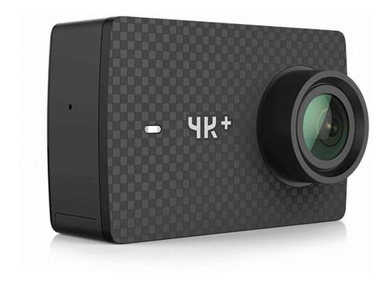 Câmera Xiao Yi 4k+ Plus 12mp + Caixa Estanque + Monopod