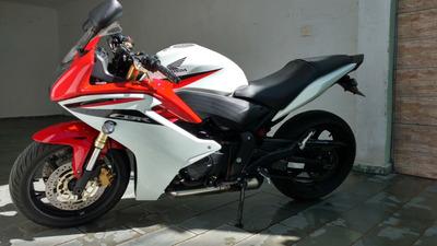 Cbr 600f Branca E Vermelha