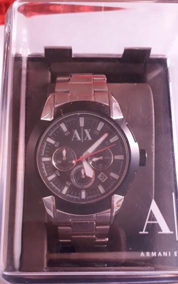 Relógio Armani Exchange Ax 1177 Semi Novo