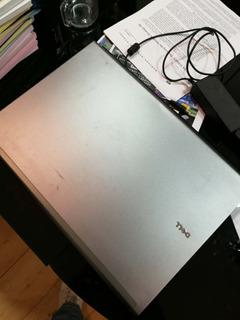 Notebook Dell Precision Mobile Workstation M6400 Repuesto