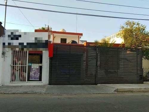 Casa En Venta En El Centro De Mérida Cerca Del Parque De Las Américas