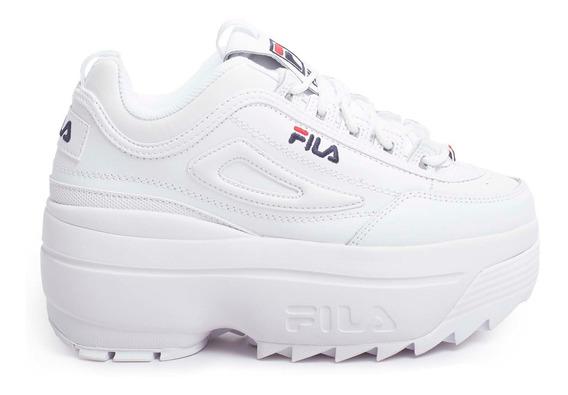 Zapatillas Fila Disrupto Ii Wedge -5fm00704-125