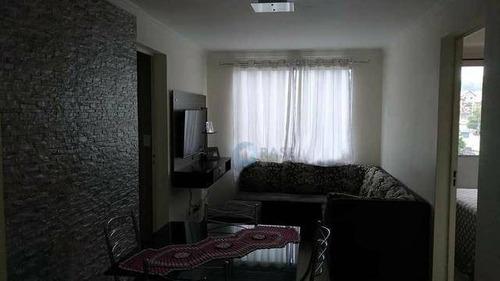 Apartamento À Venda, 64 M² Por R$ 266.000,00 - Campo Limpo - São Paulo/sp - Ap2737