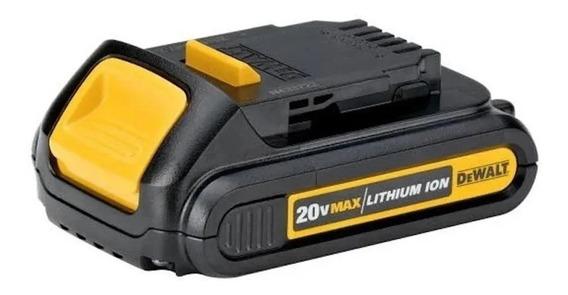 Bateria 20 Volts Dewalt 1,3 Ah Íons De Lítio Dcb207-b3