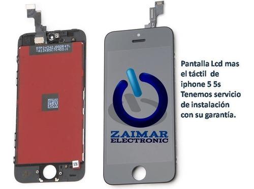 Pantalla iPhone 5 5c 5s Lcd Excelente Calidad Instalamos