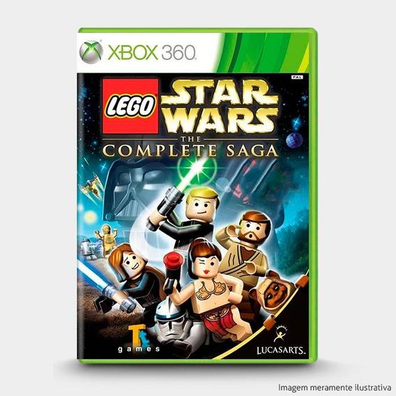Lego Star Wars The Complete Saga - Novo Lacrado Xbox 360
