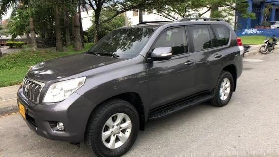 Toyota-nueva Prado 5p 4.0 Gasolina A/t Tx-l 4x4 Dlz456 Blind