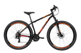 Bicicleta Mtb Aro 29 Caloi 21 Marchas Freio A Disco Preta