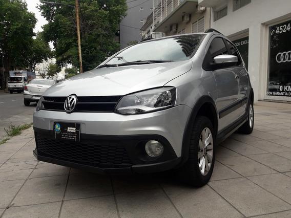 Volkswagen Crossfox 1.6 Trendline Con Cuero Año 2014