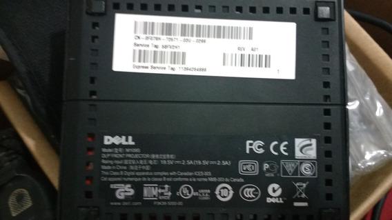 Projetor Dell Model M109s Com Defeito