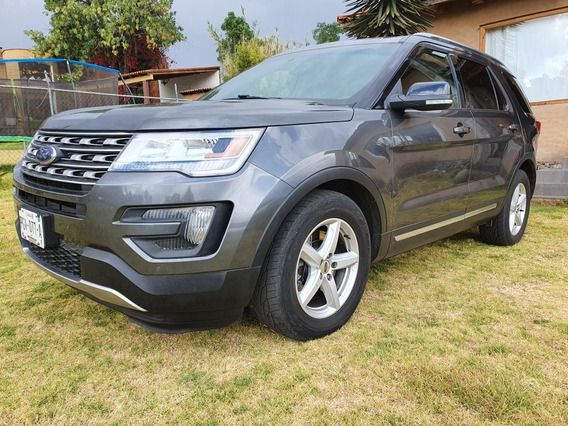 Ford Explorer 2016 3.5 Xlt Piel At