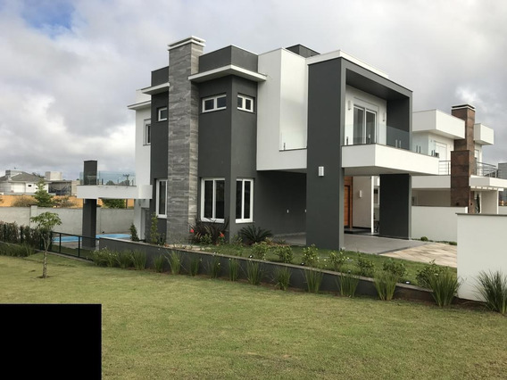 Casa / Sobrado Com 3 Dormitório(s) Localizado(a) No Bairro Alphaville Em Gravatai / Gravatai - 439
