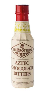 Fee Brothers Bitter Aztec Chocolate Aromatic Bitters X 150ml