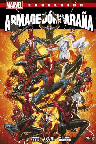 Imagen 1 de 5 de Comic, Marvel Excelsior - Armagedón Araña