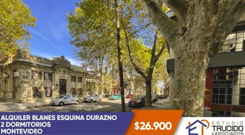 Alquiler Casa C/patio, 2 Dormitorios $26900 Sin G. Comunes