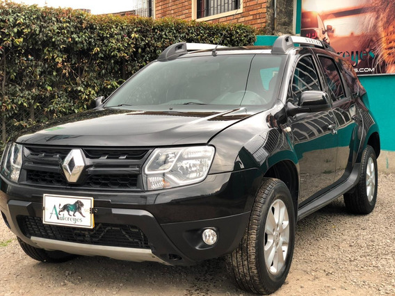 Renault Duster Dynamique 4x2 At 2.0 2017