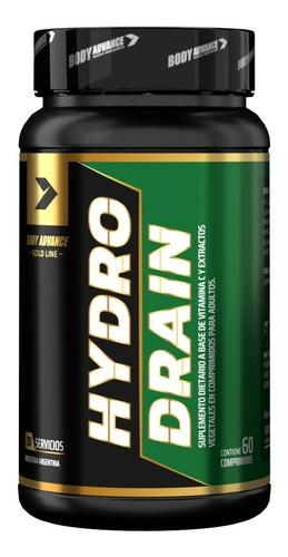 Imagen 1 de 4 de Hydrodrain - 60 Comp. - Quemador De Grasa. Body Advance