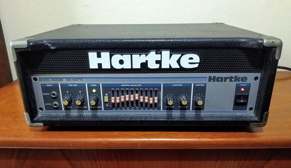 Cabeçote De Baixo Hartke Ha5500