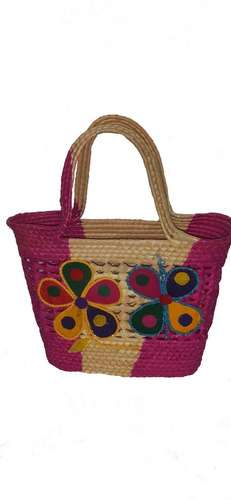 Imagen 1 de 2 de 7 Bolsas De Dama Artesanales De Colorea