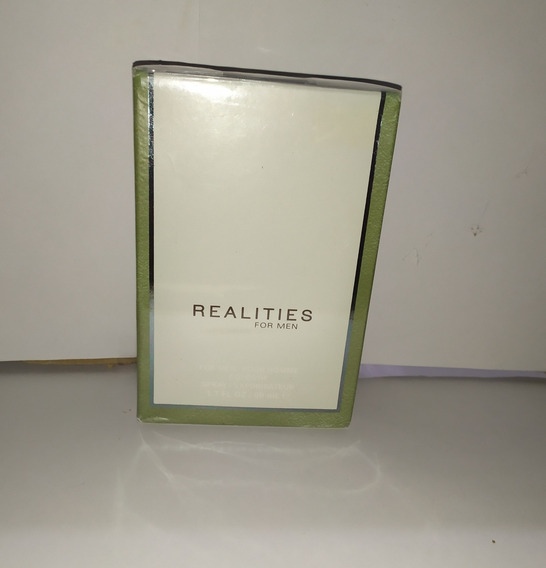 Perfume Masculino Realities For Men De 50ml