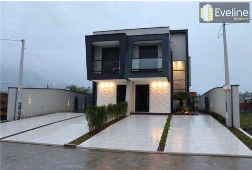 Imagem 1 de 21 de Casa Com 2 Dorms, Morada Da Praia, Bertioga - R$ 1.01 Mi, Cod: 2166 - V2166