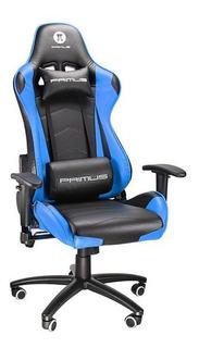 Silla Gaming Primus Thronos 100t Azul
