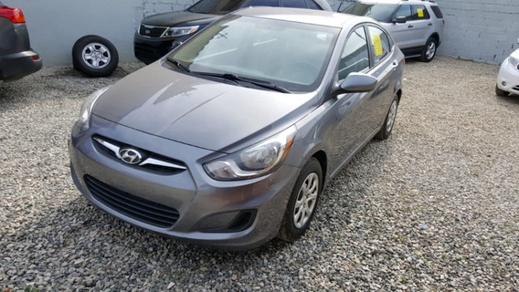 Hyundai Accent 2014, Recien Importado, Nuevo!