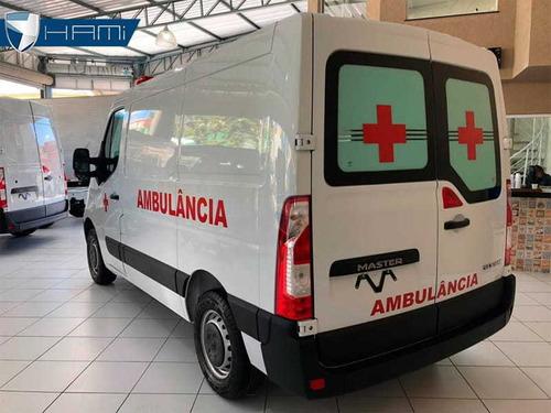 Renault Master 2022 Ambulância Sr