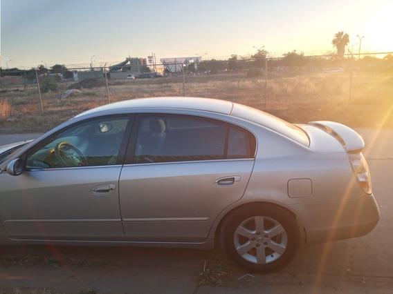 Nissan Altima 2.5 S Aa Ee Cd Tela At 2005