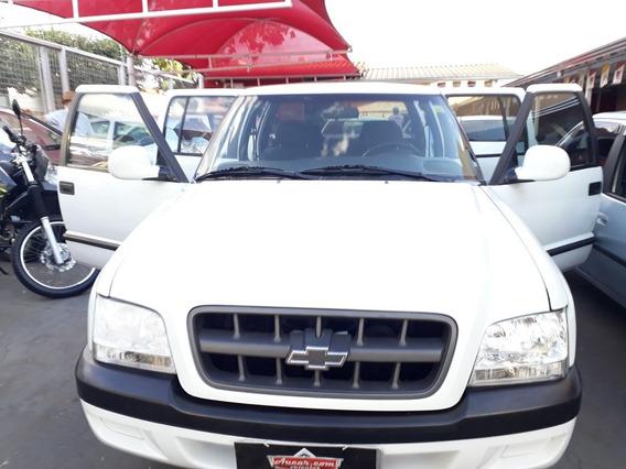 Chevrolet S10 2.8 Cab. Dupla 4x2 4p 2003