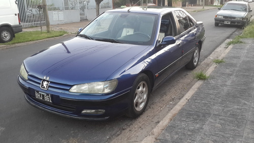 Imagen 1 de 5 de Peugeot 406 1999 Svi 2.0 Full Con Techo Gnc