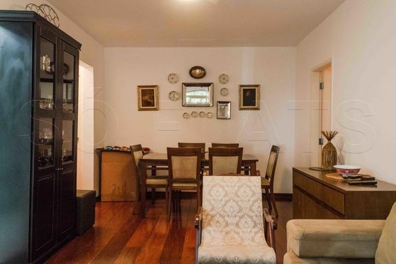 Apartamento Residencial Augusta Flat Disponível Para Locação. - Sf28205
