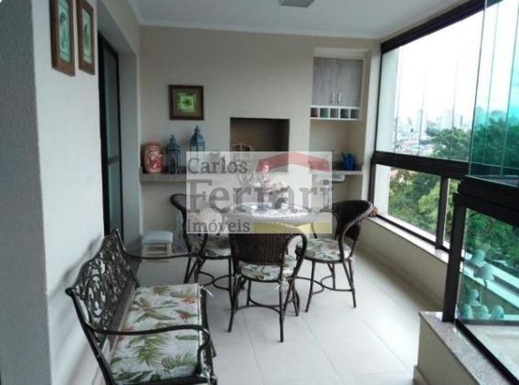Excelente Apartamento Na Vila Paulicéia - Cf17958
