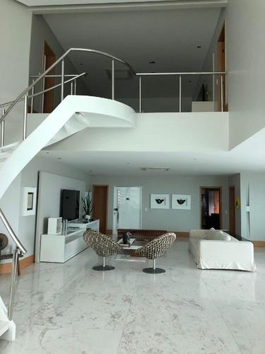 Apartamento À Venda, 5 Quartos, 5 Suítes, 6 Vagas, Horto Florestal - Salvador/ba - 1144