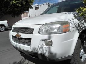 Chevrolet Uplander Extendida Ls 3er Dueño Nacional Todo Paga