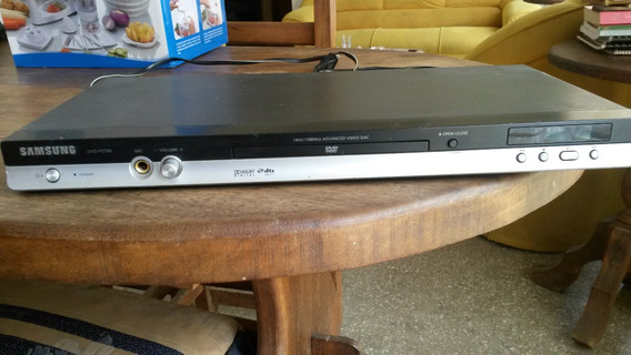 Dvd Samsung P270k Reproductor De Cd