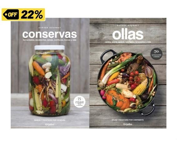 Conservas + Ollas » Garage Gourmet