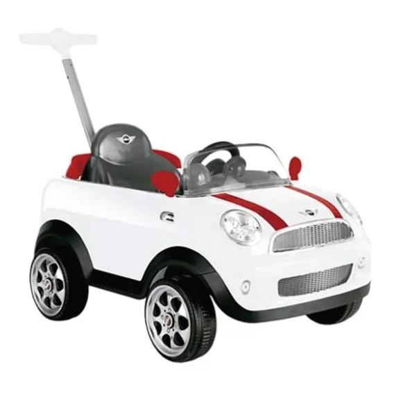 Mini Cooper Push Car Kiddy Coche De Empuje Pata Pata Auto