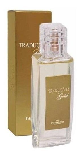 Perfume Traduções Gold Hinode N. 63 100ml Pronta Entrega