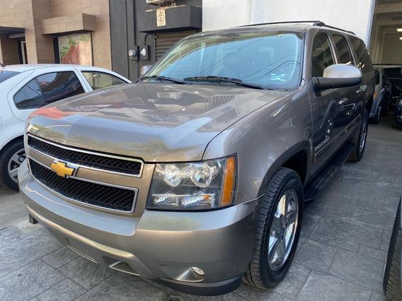 Chevrolet Suburban 5.3 Lt Piel At 2012 Dvd