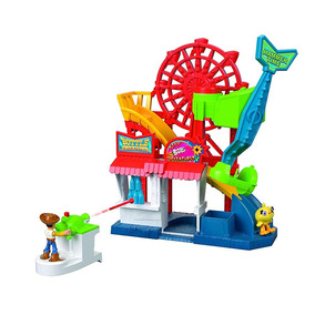 Playset - Toy Story 4 - Parque Divertido