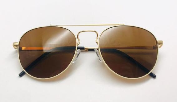Óculos Solar Unissex Redondo Laçamento Promoção Frete Grátis