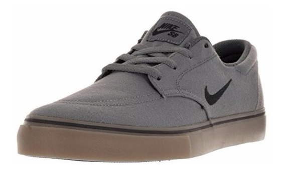 Tenis Nike De Skate Sb Clutch Grey 12 Us